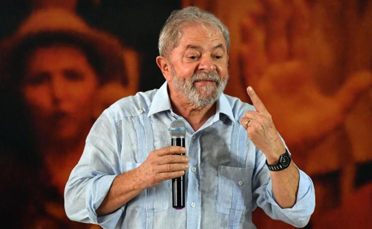 Lula tem viagem marcada para África nesta sexta - Foto: Nelson Almeida   AFP