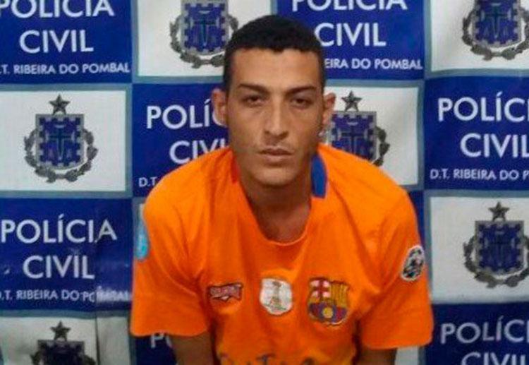Paulo Ovelha foi detido nesta quarta-feira, 24 - Foto: Divulgação   Polícia Civil
