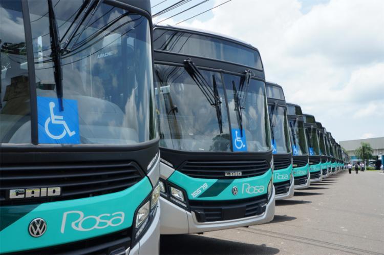 Tarifa De ônibus De R 380 Passa A Valer Em Feira De Santana