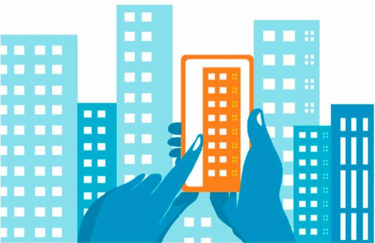 Profissionais utilizam o ambiente virtual para captar novos clientes - Foto: Editoria de Arte   A TARDE