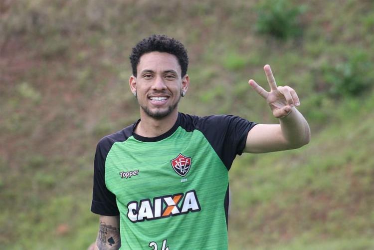 Goleiro foi emprestado pelo Vitória ao Guarani - Foto: Maurícia da Matta | EC Vitória | Divulgação