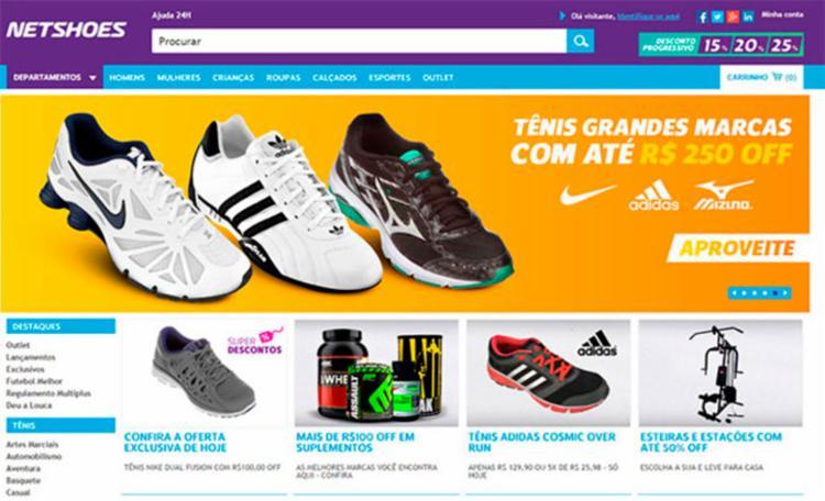 Falha de segurança na empresa vazou informações de clientes que compram pelo site - Foto: Reprodução