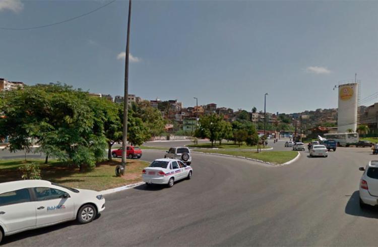 Crime aconteceu na avenida San Martin na tarde deste sábado - Foto: Reprodução | Google Maps