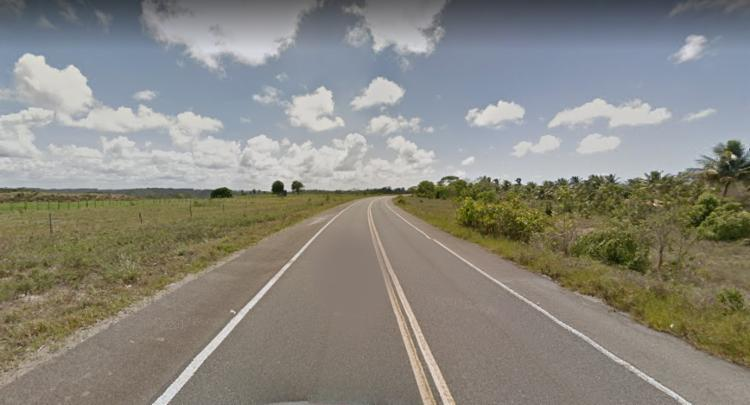 Acidente aconteceu por volta das 4h35 no KM-59 - Foto: Reprodução   Google Street View