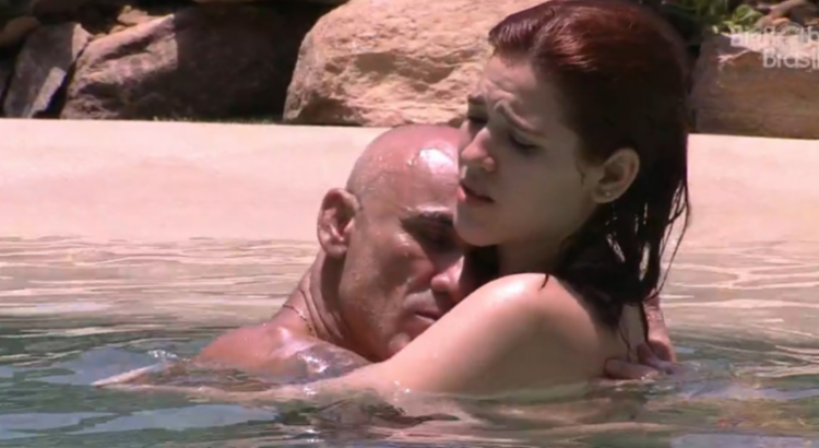 Ayrton vem sendo de assediar sexual a filha Ana Clara - Foto: Reprodução | TV Globo