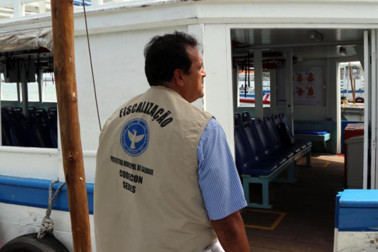 O dono da embarcação tem até 10 dias para entrar com recurso de apresentar defesa - Foto: Divulgação | Secom