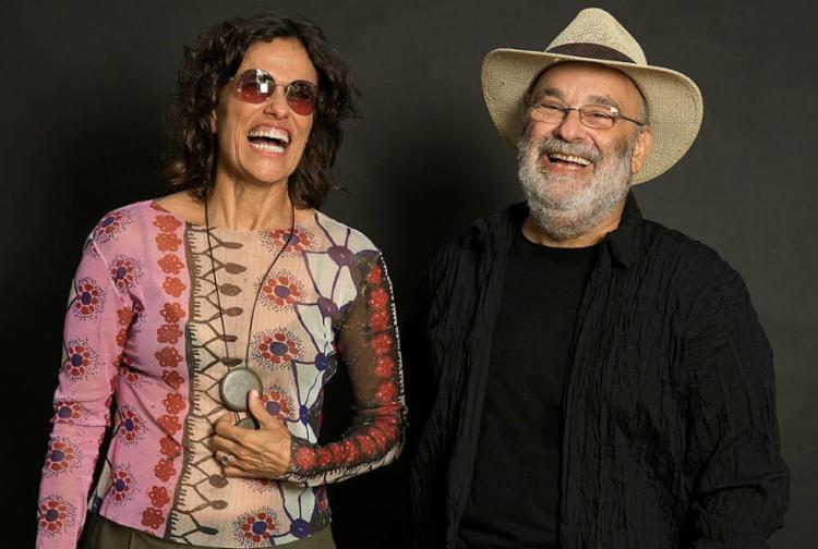 Projeto resultou na criação de um duo de voz e cello, que pode ser conferido no álbum 'Invento +' - Foto: Leo Avesa | Divulgação