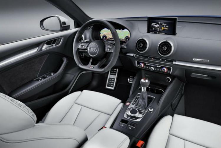 Mais rápido que o R8, novo Audi RS 3 já tem preço no Brasil