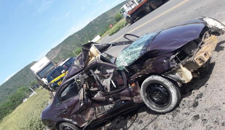 Acidente aconteceu próximo ao município de Muquém do São Francisco - Foto: Reprodução   Blog Braga