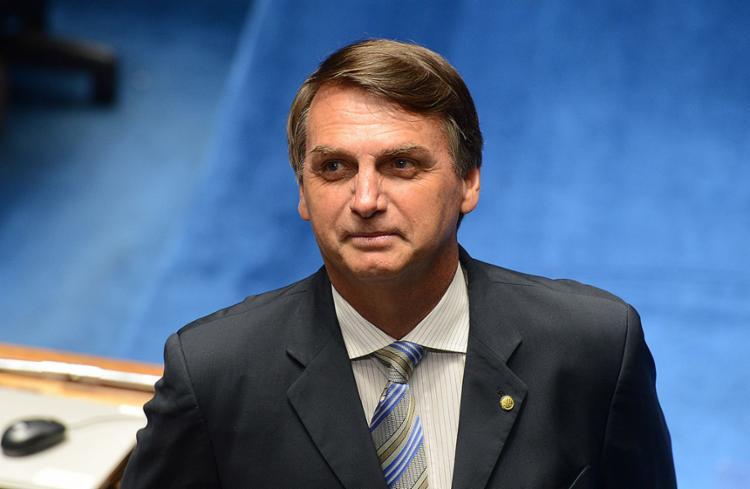 Em carta assinada por Luciano Bivar e Bolsonaro, acordo é confirmado e justificado com 'total comunhão de pensamentos' - Foto: Antonio Cruz l Agência Brasil