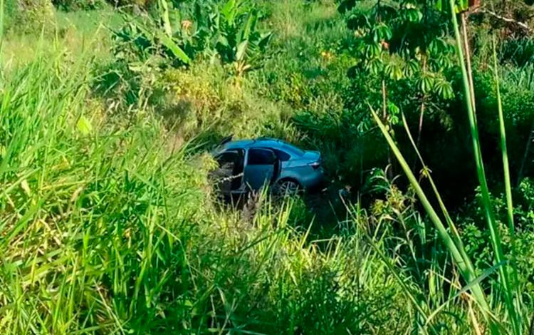 As vítimas estavam a caminho de Porto Seguro para passar as férias - Foto: Divulgação | PRF