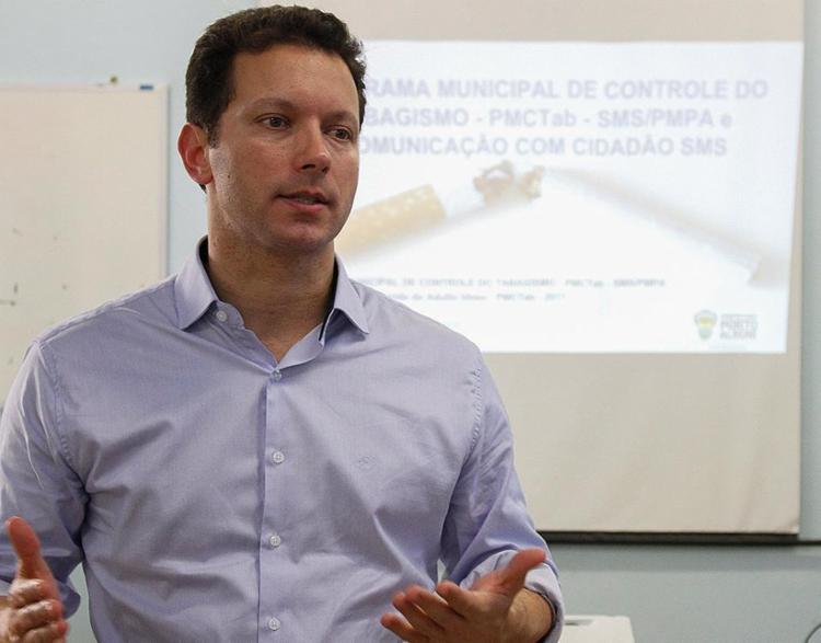 Nelson Marchesan Jr., prefeito de Porto Alegre - Foto: Cristine Rochol l PM-PA