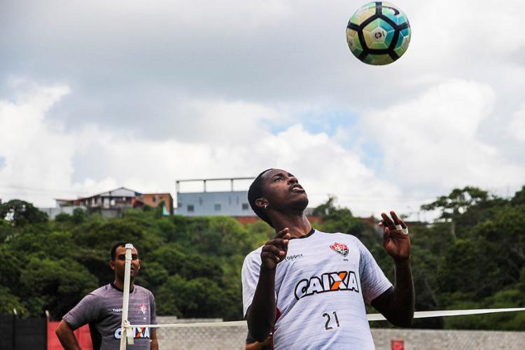 Denilson é retrato do novo perfil de contratações do Vitória: menos custo e badalação - Foto: Maurícia da Matta l EC Vitória