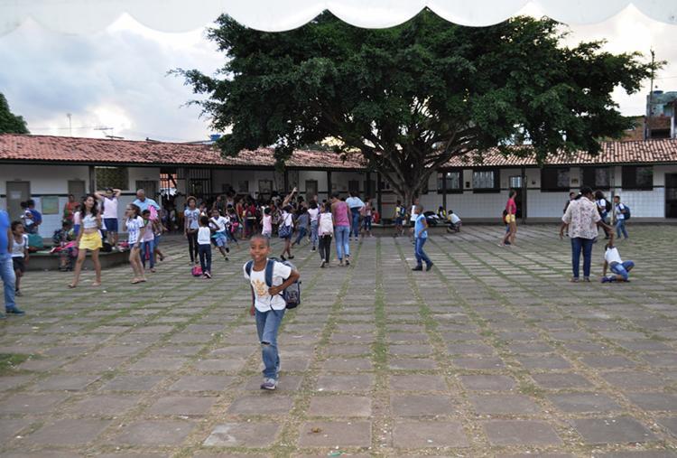 São disponibilizadas mais de 30 mil vagas nas 80 unidades escolares do município - Foto: Divulgação