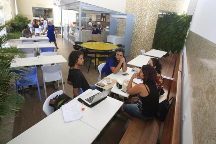 Dulce Café, em Roma, tem renda revertida para projeto social das Obras Sociais Irmã Dulce - Foto: Alessandra Lori / Ag. A TARDE