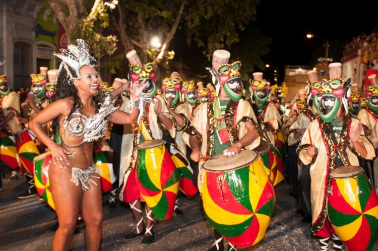 Festa começa no final de janeiro e só termina no meio de março - Foto: Reprodução   Leonardo Correa