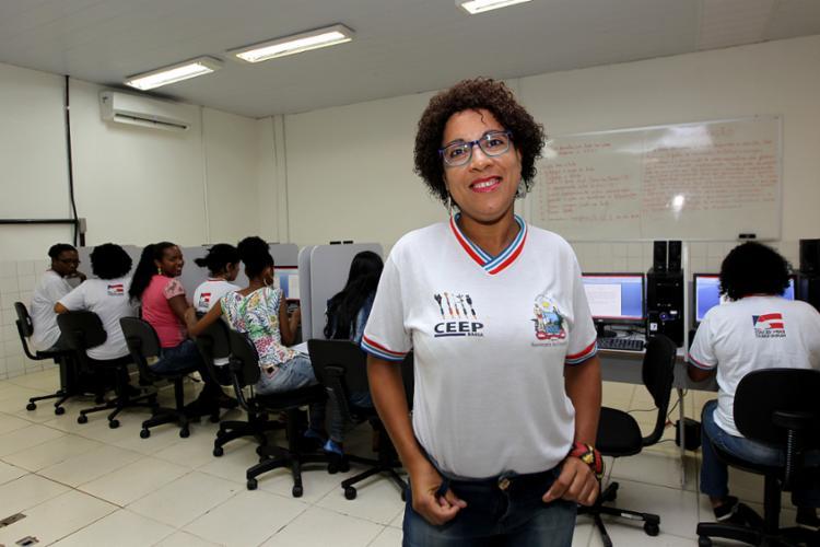 Serão oferecidas 112.528 mil vagas da Educação Profissional e Tecnológica em 142 municípios de todos os 27 Territórios de Identidade da Bahia - Foto: Alberto Coutinho/GOVBA