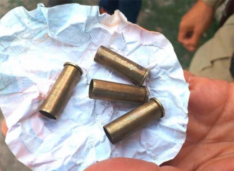 Vítimas foram mortas a tiros na noite deste domingo, 7 - Foto: Reprodução   Site Mais Região