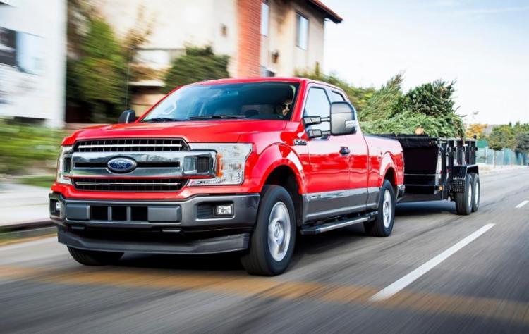 Ford divulgou o novo motor da pick-up F-150, o V6 Power Stroke Diesel 3.0 - Foto: Divulgação