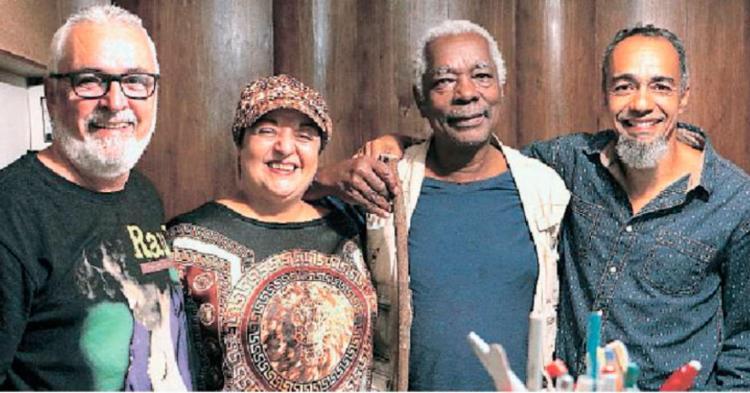 Edson Felloni Borges, Soraya Mesquita, Mateus Aleluia e Ubiratan Marques - Foto: Divulgação