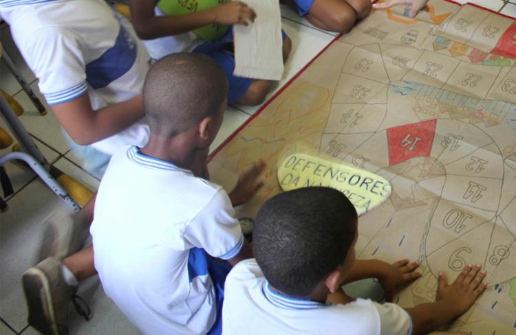 A matrícula pode ser feita em qualquer escola da rede municipal - Foto: Divulgação   Agecom