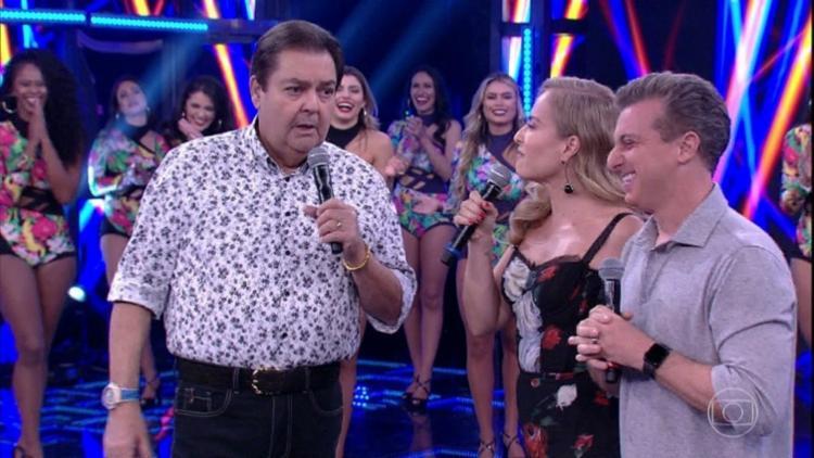 PT alega que Huck teria se beneficiado da participação no programa - Foto: Reprodução | TV Globo