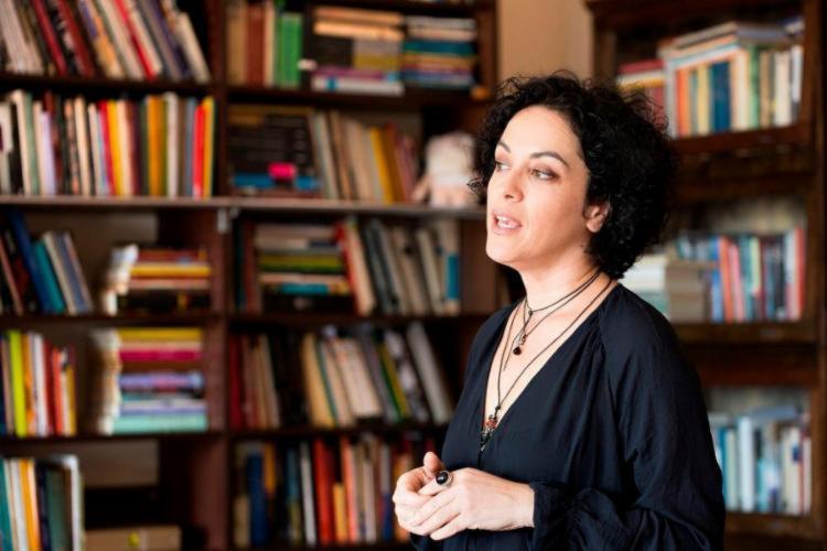 Marcia Tiburi lança em Salvador seu novo livro,