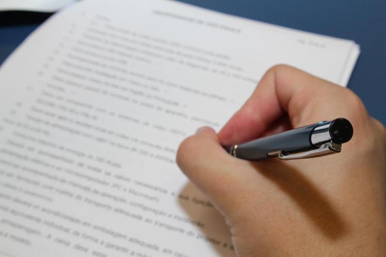 Provas estão previstas para serem aplicadas em 11 de março - Foto: Marcos Santos | USP Imagens