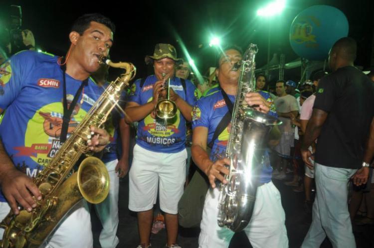 Banda homenageia este ano o seu fundador Sérgio Bezerra - Foto: Divulgação | Banda Habeas Copos