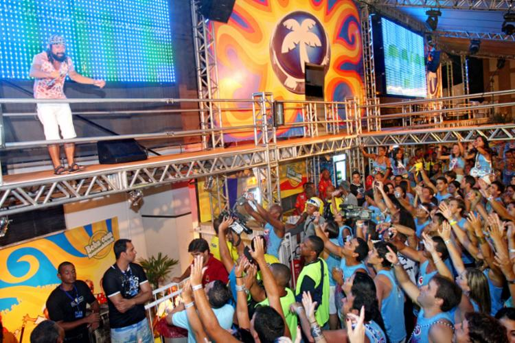 Camarote do Nana está instalado no Circuito Dodô (Barra-Ondina) - Foto: Divulgação