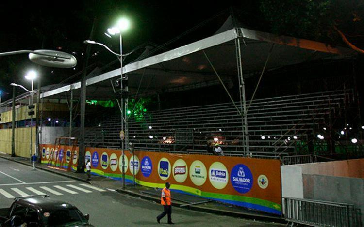 Expectativa é que o local seja reaberto no domingo, 11 - Foto: Dorivan Marinho | Ag. A TARDE