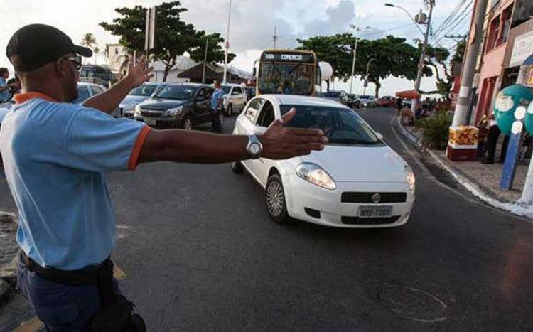 Evento deverá ocorrer em uma faixa de tráfego, sem realização de paradas - Foto: Dorivan Marinho   Ag. A TARDE