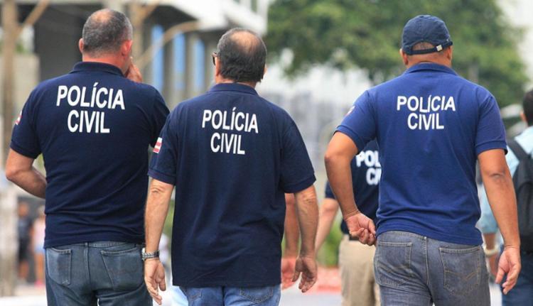 Ao todo, são 1.000 vagas, sendo 880 para investigador, 82 para delegado e 38 para escrivão - Foto: Luciano da Matta | Ag. A TARDE | 11.12.2016