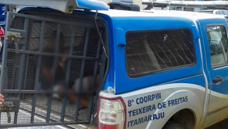 Adiran foi detido e está à disposição da Justiça - Foto: Reprodução | Itamaraju Notícias