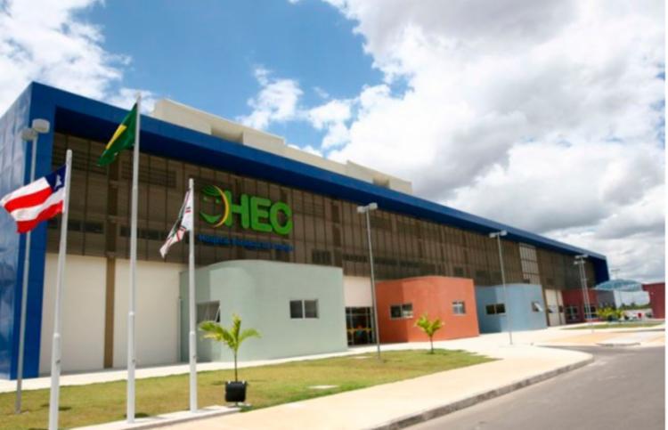 Criança foi encaminhada para o Hospital Estadual da Criança (HEC) - Foto: Reprodução | Acorda Cidade