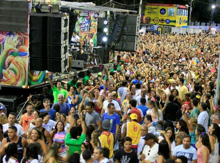 Tradicionais festas de pré-Carnaval acontecem neste fim de semana - Foto: Joá Souza   Ag. A TARDE   24/02/2017