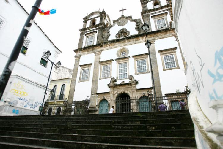 Passo é considerado um dos templos católicos mais importantes da Bahia - Foto: Joá Souza   Ag. A TARDE   16/09/2014