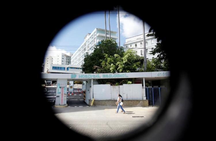 Hospital suspendeu atendimento desde 2014 - Foto: Raul Spinassé   Ag. A TARDE