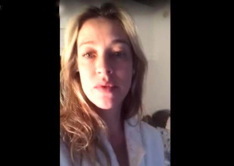 Atriz falou sobre seus planos de se mudar para Portugal em 2019 durante vídeo ao vivo - Foto: Divulgação