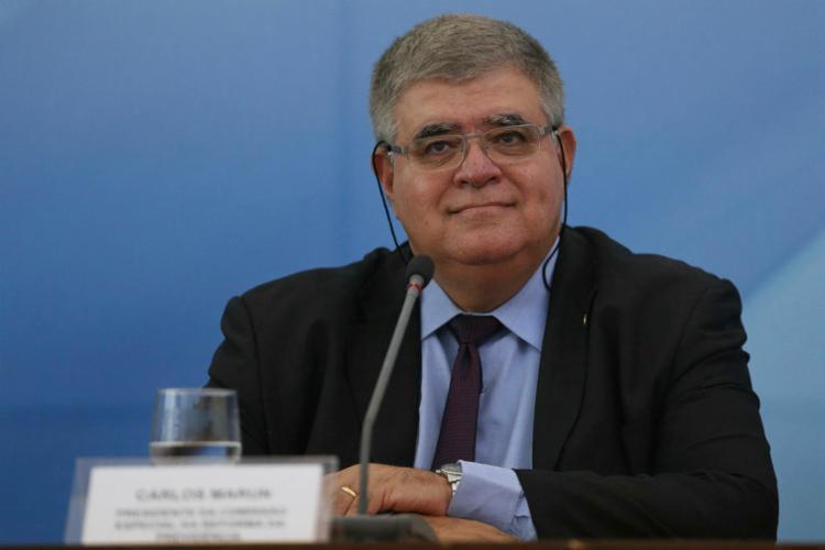 Carlos Marun admitiu que ainda faltam votos para aprovar reforma da Previdência - Foto: José Cruz | Agência Brasil