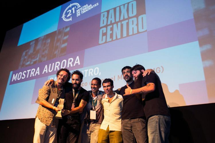 'Baixo Centro' foi eleito pelo Júri da Crítica o Melhor Longa Metragem da Mostra - Foto: Beto Staino | Universo Produção