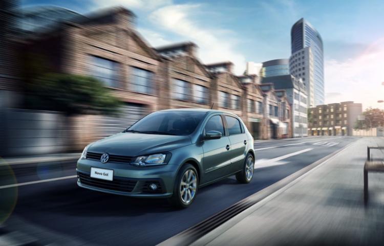 O seguro do Volkswagen Gol sai a partir de R$ 4.378,48 - Foto: Divulgação