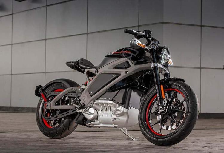 A moto elétrica será capaz de acelerar de 0-100km/h em 4 segundo - Foto: Divulgação