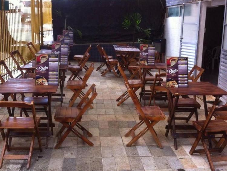 O cliente almoçava no restaurante quando foi abordado - Foto: Reprodução | Facebook