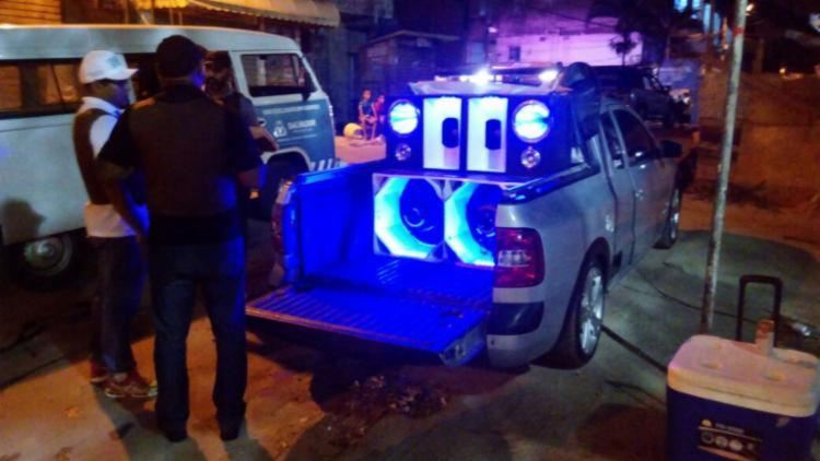 Foram expedidas 15 notificações e 22 autos de infração - Foto: Divulgação | Secom