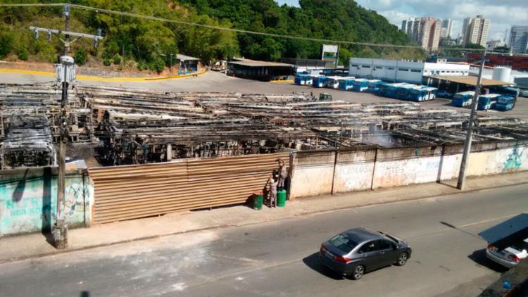 A estimativa de prejuízo varia de R$ 8 a 12 milhões, diz diretor da empresa - Foto: Alessandra Lori | Ag. A TARDE
