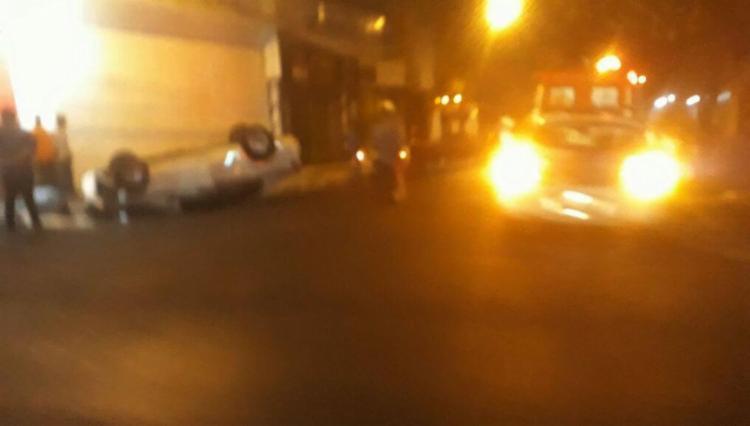 Vítimas foram atendidas pelo Samu - Foto: Divulgação