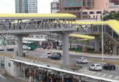 Conjunto de passarelas é inaugurado na região da Rodoviária de Salvador | Foto: Manu Dias | GOVBA