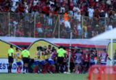 Procurador solicita rebaixamento do Vitória no Baianão | Foto: Felipe Oliveira | EC Bahia