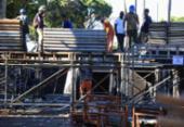 Prazo para desmontar estruturas do Carnaval acaba sábado | Foto: Joá Souza l Ag. A TARDE
